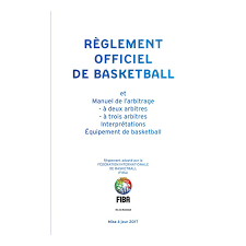 Règlement officiel de basketball