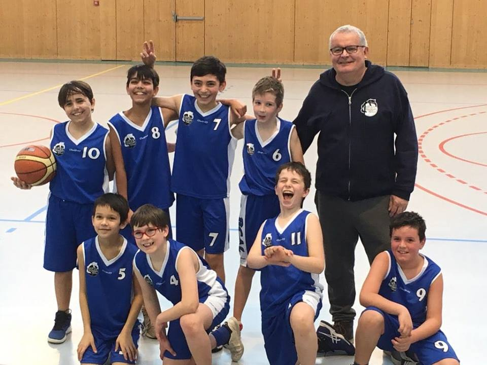 U11M - Basket Club Ambert Livradois