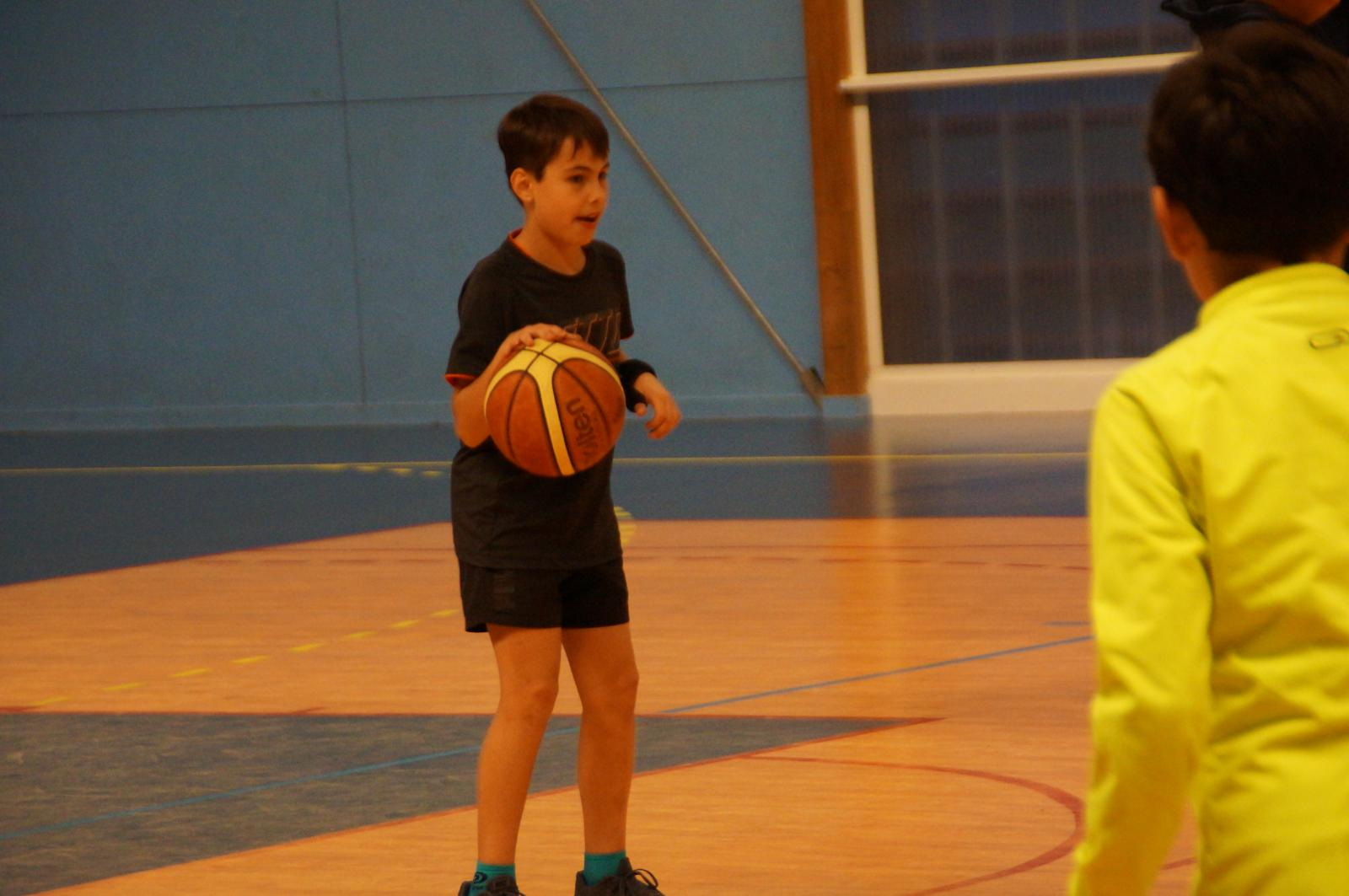 Photos Kinder + Sport Basket Day U11M (20.12.2018)