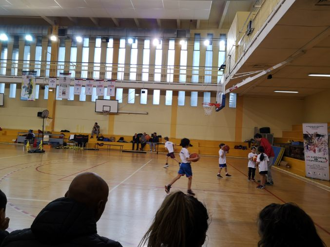 Forum interdépartemental du Mini Basket