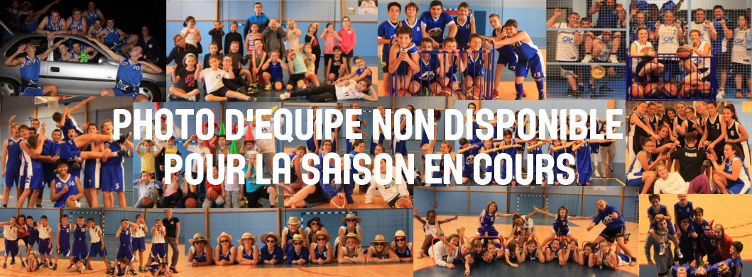 Pas de photo - Basket Club Ambert Livradois
