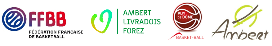 Logo Basket Club Ambert Livradois